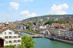 top destinations in switzerland
