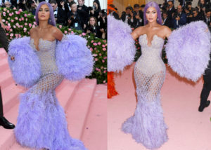 kylie jenner met gala 2019 dress