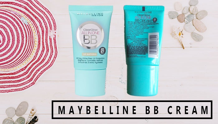 Maybelline Clear Glow Bright Benefit (BB) Cream Review