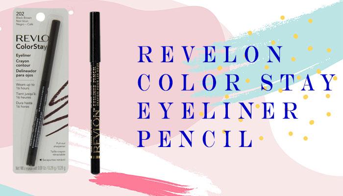 revlon eyeliner pencil review