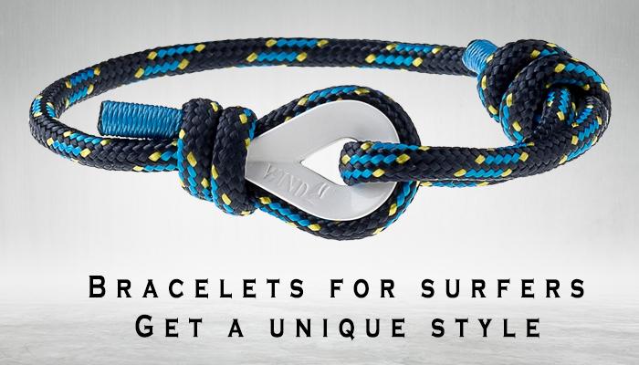 Bracelets for Surfers – Get a Unique Style