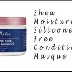 shea moisture silicon free conditioning masque
