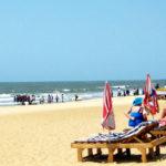 calangute beach in goa