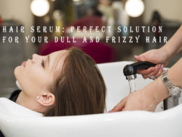 best hair care serum for dry and damaged hair