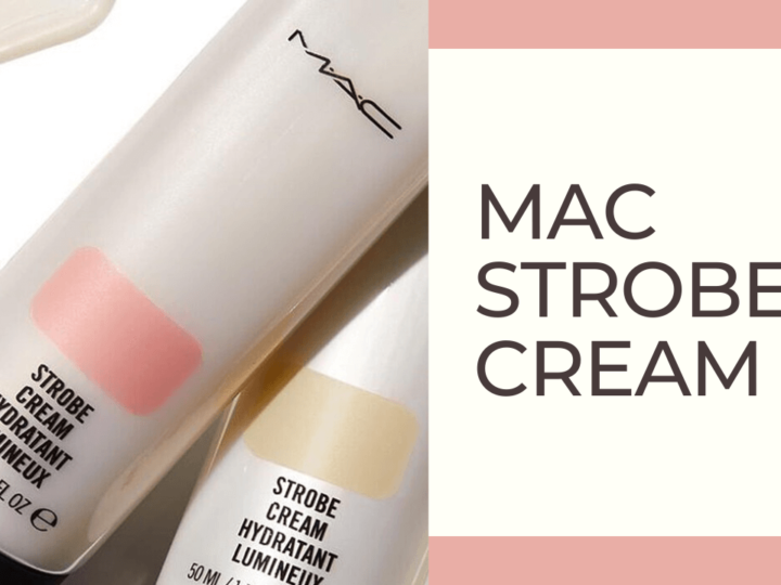 My Review on MAC Strobe Cream