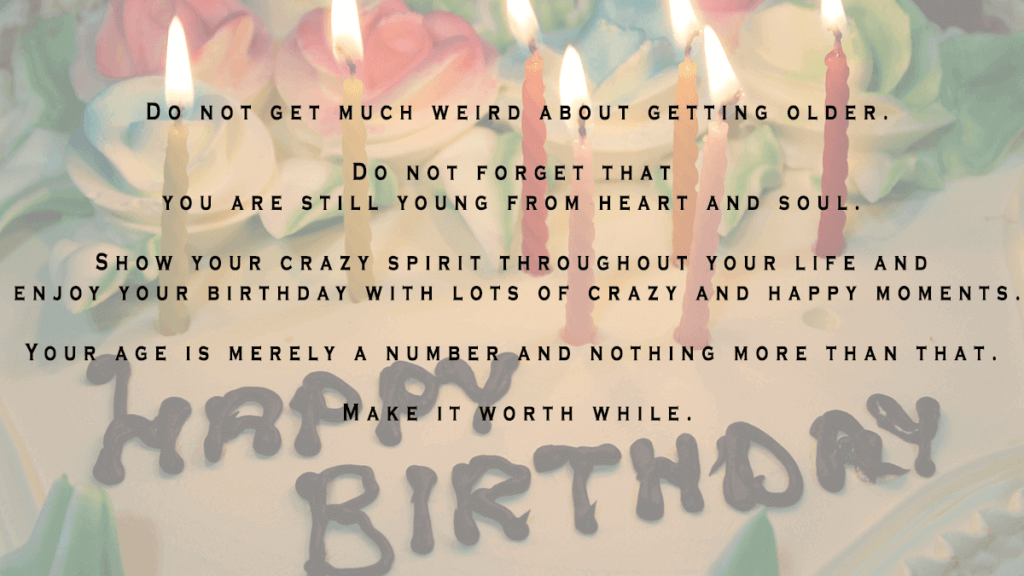 good birthday wishes