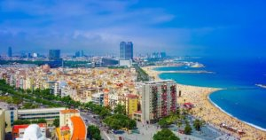 most popular vacation destinations in spain