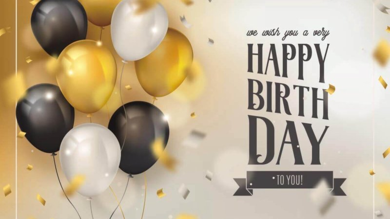 Best Happy Birthday Quotes, Wishes, Images & Messages
