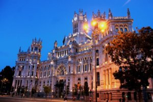 vacation destinations in spain