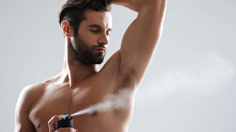 Here's How You Can Choose The Best Men's Deodorant