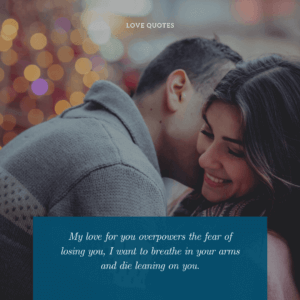 awesome love quotes for him